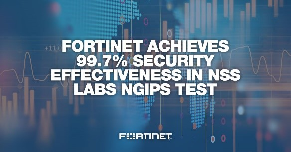 When It Comes to Intrusion Prevention, FortiGate IPS Stands Alone in the IPS Market